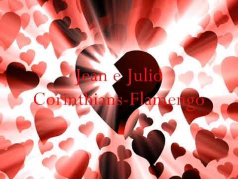 Corinthians e Flamengo - Jeann e Julio