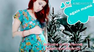 My Maternity Outfits # Indian Mom Priyanka ♥️♥️