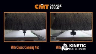 Kinetic Dust Extractor CMT