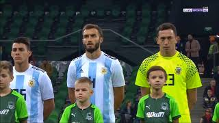 Argentina vs. Nigeria [FULL MATCH] (International Friendly)