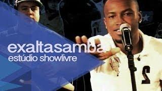 """Exaltasamba em """"Abandonado"""" no Estúdio Showlivre 2009"""