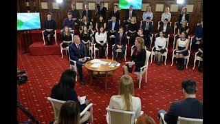 Пресс-конференция Губернатора Хабаровского края по итогам 2017 года