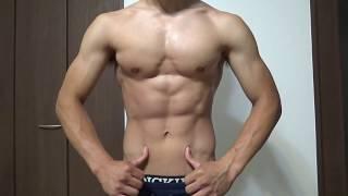 自宅で筋トレ・腹筋ダンベルサイドベントで腹斜筋を強化!!綺麗なシックスパック目指してAbdominalobliquemuscle