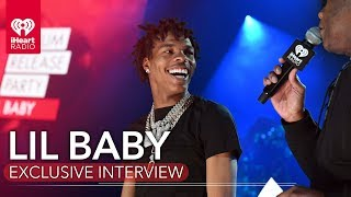 Lil Baby On Why He Named His New Album 'My Turn' + More!
