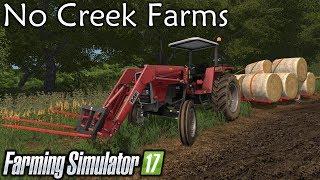 FS17 | No Creek Farms Episode 01 | Seasons / More Realistic / Soil Compaction / Grazing