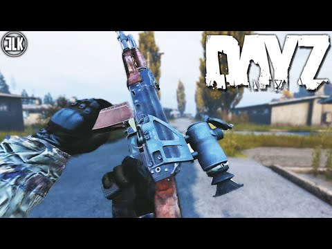 DAYZ | My New Favourite Rifle