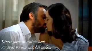 Hakan&Berrin - Bir Gunah Gibi-with lyrics-oyle bir gecer zaman ki