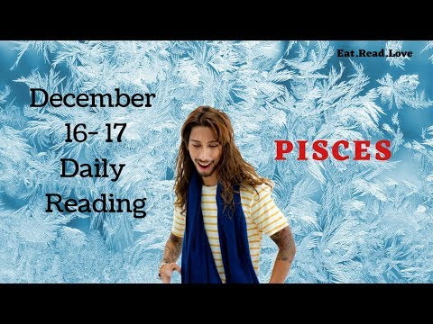 "PISCES SOULMATE ""OPTIONS? WHICH ONE?"" DEC 16-17 DAILY TAROT READING Mp3"