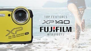 Fuji Guys - FUJIFILM XP140 - Top Features