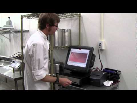 Video Using the POS (Point Of Sale) System