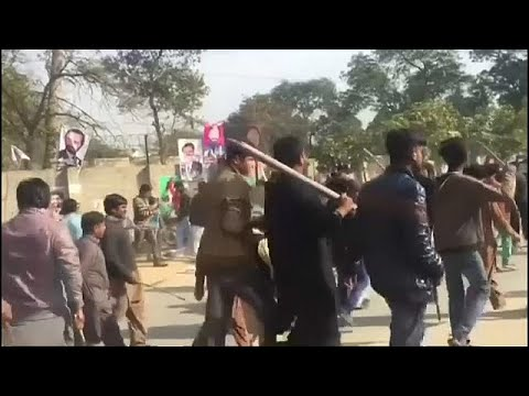 Protests in Pakistan after girl's rape and murder