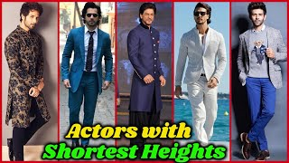 10 Shortest Actors In Bollywood and Their Actual Heights