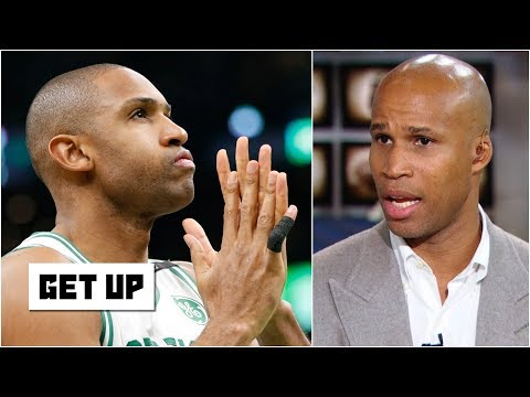 What do the Celtics look like without Al Horford on the roster? | Get Up!