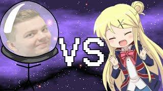 elaOP vs AYAYA in Space HD - Fanmade game