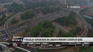 Menakar Ekonomi Jakarta di Bawah Gubernur Baru
