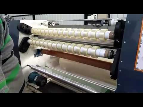 Tape Slitter Machine