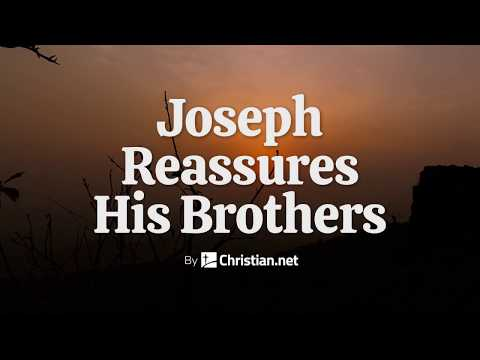 Genesis 50: Joseph Reassures His Brothers | Bible Story (2020)