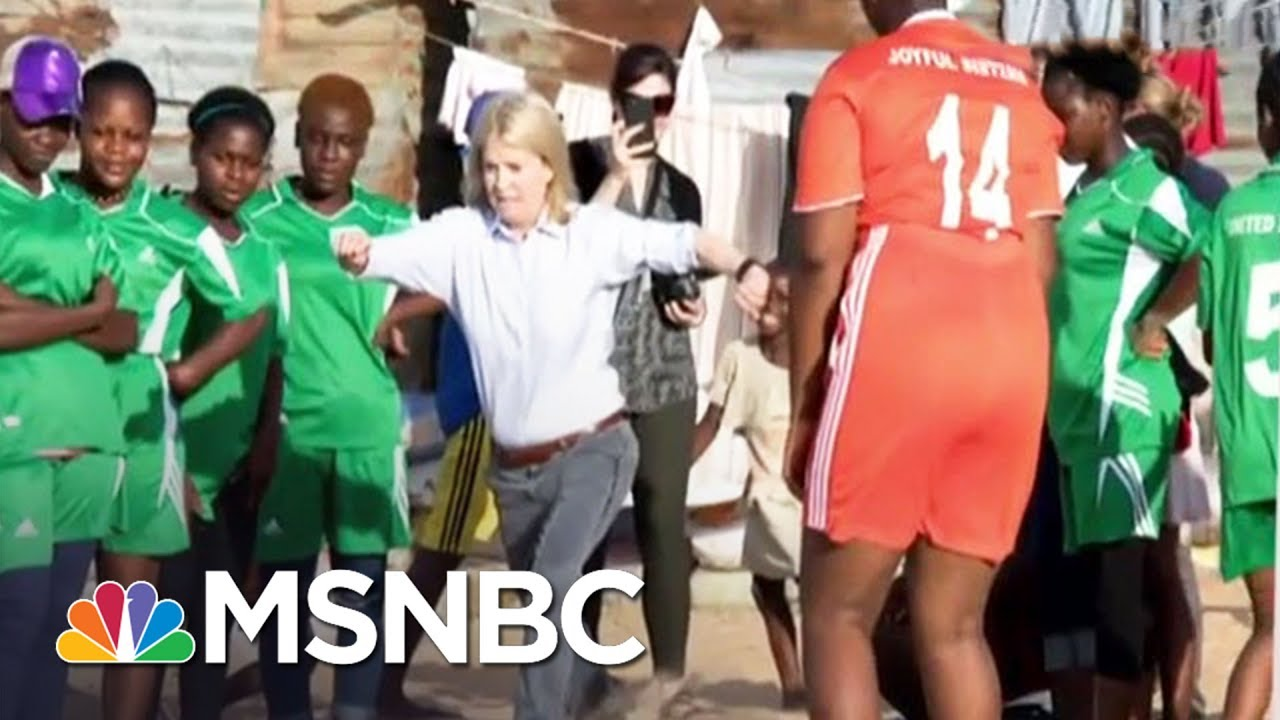 Greta: Inside My Trip To Liberia | For The Record | MSNBC thumbnail