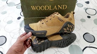How to】 Repair Woodland Shoes