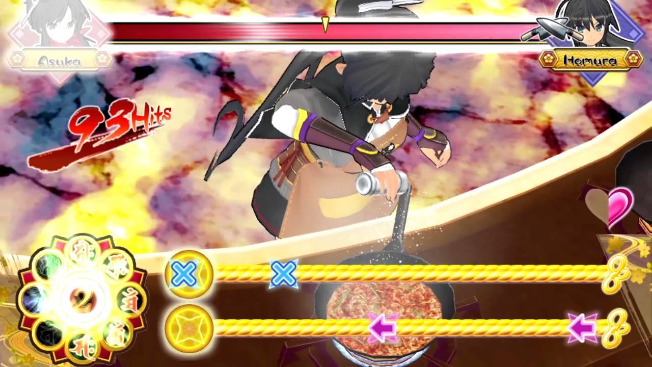 Senran Kagura Bon Appetit! arriva in esclusiva su PS Vita il prossimo mese