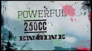 preview picture of video 'Honda CRF250 L MOTORSİKLET TANITIMI'