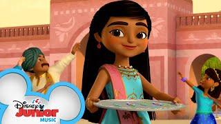 Rahki   Music Video   Mira, Royal Detective   Disney Junior