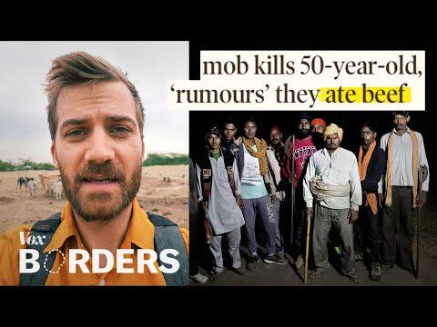 Násilný vzestup ochránců krav v Indii