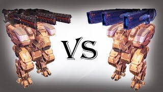 Fury (trebuchet) vs Fury (flux) Test | War Robots