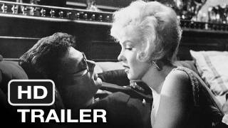 Some Like it Hot (1959) Movie Trailer HD