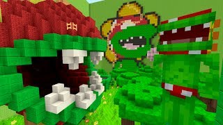 Minecraft Switch - Mario Hide and Seek! - TRIPOLAR PARTY!! [12]