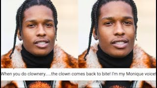 """Why A$AP ROCKY Needs To """"R0T"""" In JA!!L."""