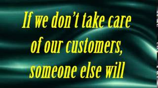 Don Park Customer Service Quotes Jan 2009   YouTube