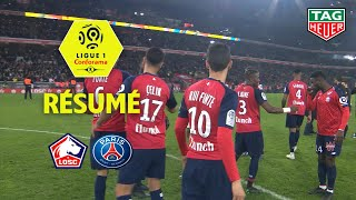 LOSC - Paris Saint-Germain ( 5-1 ) - Résumé - (LOSC - PARIS) / 2018-19