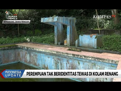 Penemuan Jenazah di Kolam Renang Hebohkan Warga Semarang