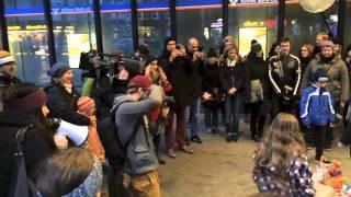 Flashwichteln Köln 2014