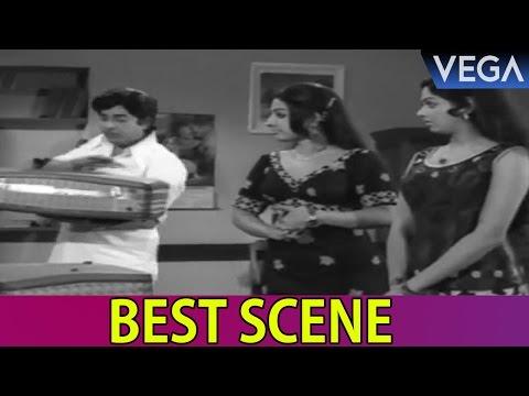 Prem Nazir Returns Bhavani's Bag || Kalpavriksham Movie Scenes