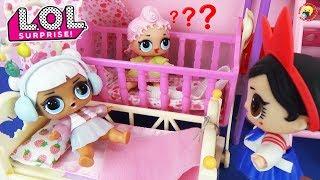 Мультик Куклы ЛОЛ СЮРПРИЗЫ ДОМА Сестрички играют в прятки Видео для детей toys dolls L.O.L. Surprise