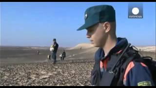 На Западе думают, что на борту упавшего в Египте самолёта взорвалась бомба