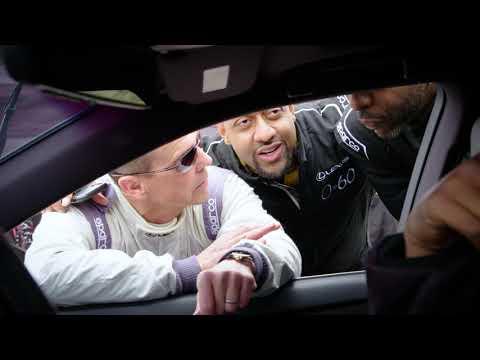 Lexus 0 to 60: Season 3 Key Makeup Artist. Celebrity Racing Competition Part 6