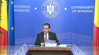 12/13/19 ora 9.00 – Declarații susținute de premierul Ludovic Orban la începutul ședinței de guvern