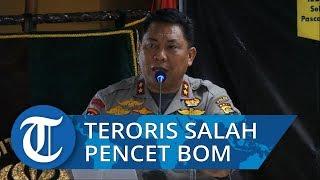 Kapolda Bali Petrus Golose Sebut Teroris Ada yang Salah Pencet Bom