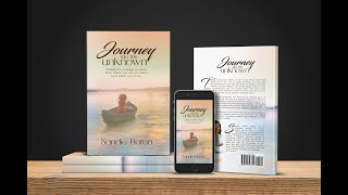 MY FIRST BOOK IS NOW PUBLISHED!! | Journey into the Unknown | Sandie Heron
