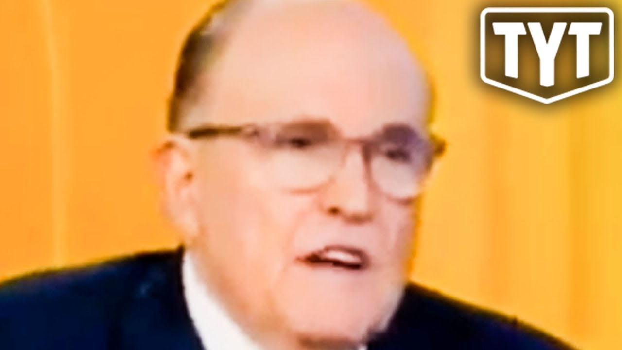 Rudy Giuliani's Corruption Caves In On Him (Ukraine UPDATE) thumbnail