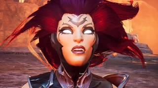 Darksiders 3: Final Boss Fight and Secret Ending