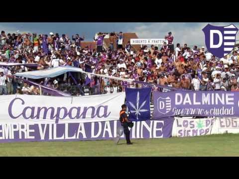 """""""Hinchada de Villa Dalmine la banda de campana"""" Barra: La Banda de Campana • Club: Villa Dálmine"""