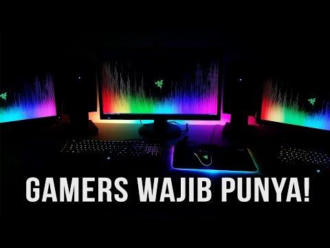 Video 5 Aksesoris Gaming yang Wajib Dimiliki Para Gamers!