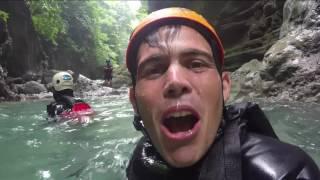 Canyoneering Cebu - Extreme Philippines Adventure (BecomingFilipino)