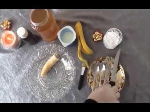 Aspirinovaya le masque pour le rajeunissement de la personne