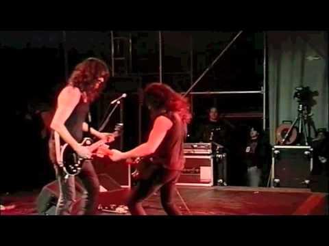 Metal Church - Start The Fire online metal music video by METAL CHURCH