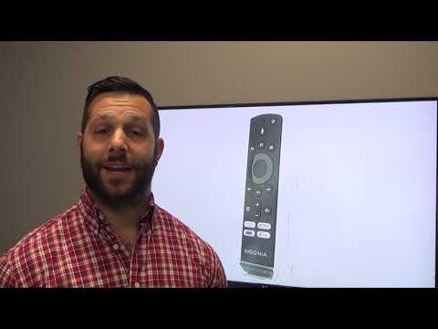 INSIGNIA NSRCFNA19 Fire TV Remote Control